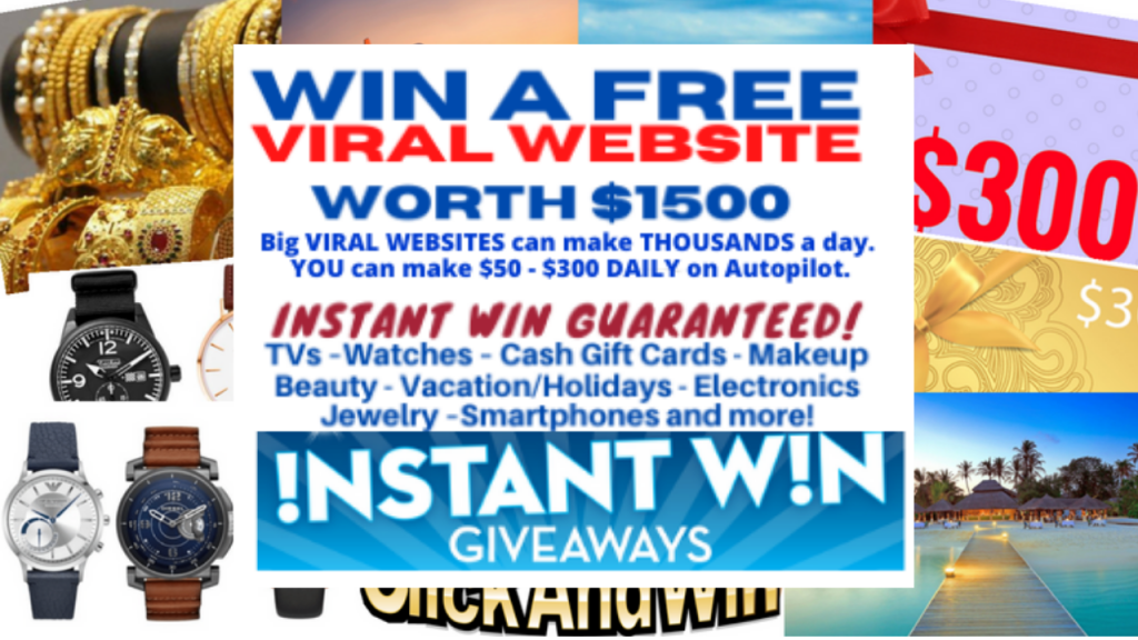 Grab Your FREE Viral Website!