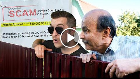 They Tried Scamming My Neighbor!